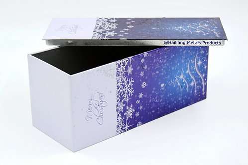 Christmassy Design Rectangular Packaging