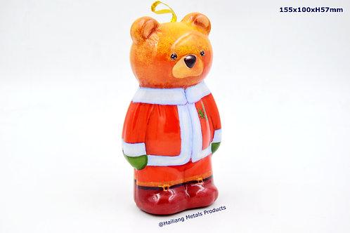 小熊形状礼品盒