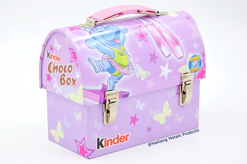 Kinder Chocolate Tin Box, Lunch Box