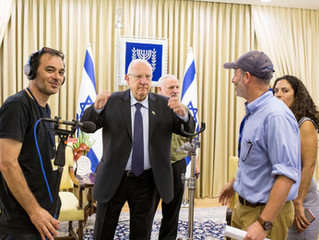 President Rivlin talks about Jabotinsky in new clip from Zionism in Animation