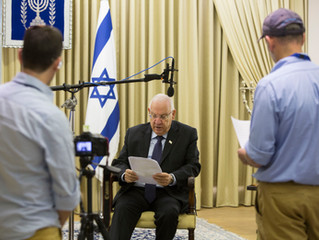President Reuven Rivlin narrates our next video
