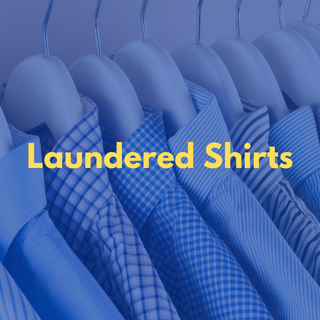 Laundered Shirts