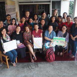 Chiang Mai Women's Storytelling & Advocacy Workshop (Northern Thailand)