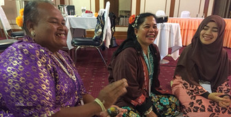 Women's Storytelling & Advocacy Workshop in Southern Thailand