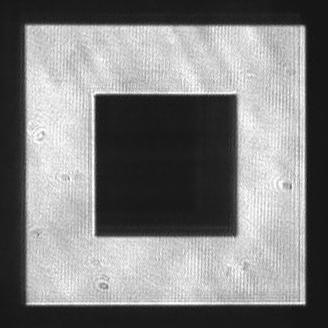 DMD laser patterns (August)