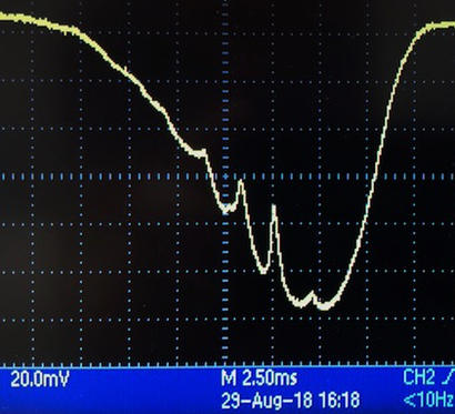 Cs laser system (August)