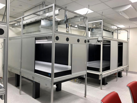 New labs are ready! (June)