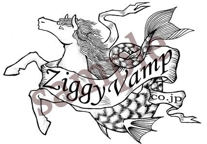 ZiggyVamp会社ロゴ