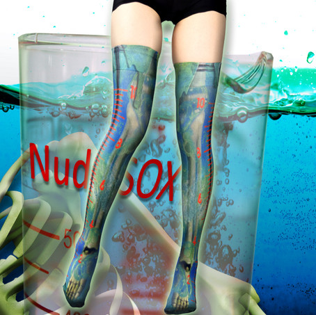 MDN-006  Mad Science knee high socks<メルティ―スライム/Melty slime>