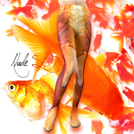 MDT-015 Mad Science tights<金魚/Goldfish>