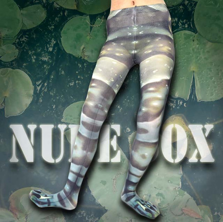 MDT-018  Mad Science tights<ミルキーフロッグ/Amazon milk frog>