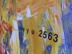 2563 ที่รัก หมายเลข 1 – I love B.E. 2563