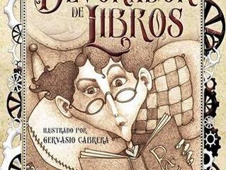 """Presentación de """"El devorador de libros"""" de Pepa Mayo"""