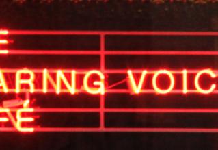 THE HEARING VOICES CAFÉ