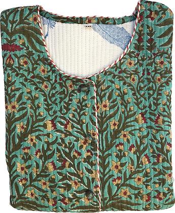 Veste Persane Turquoise