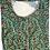 Thumbnail: Veste Persane Turquoise