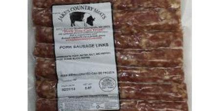 Jake's Pork Sausage Links