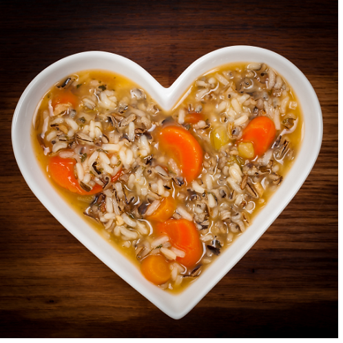 Turkey & Wild Rice Soup