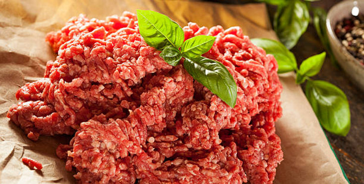 Graham's Organic Grass Fed Ground Beef 1lb