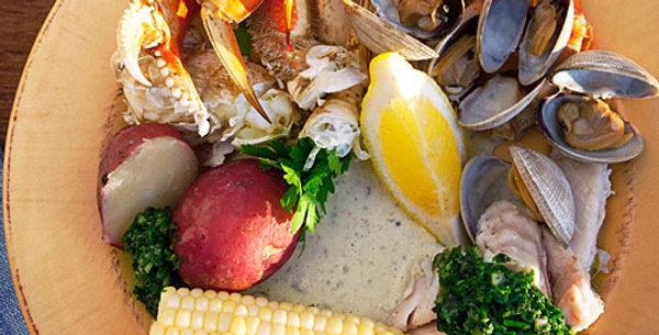 Medium Seafood Platter