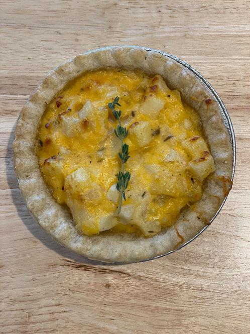 Cheesy Potato Slider