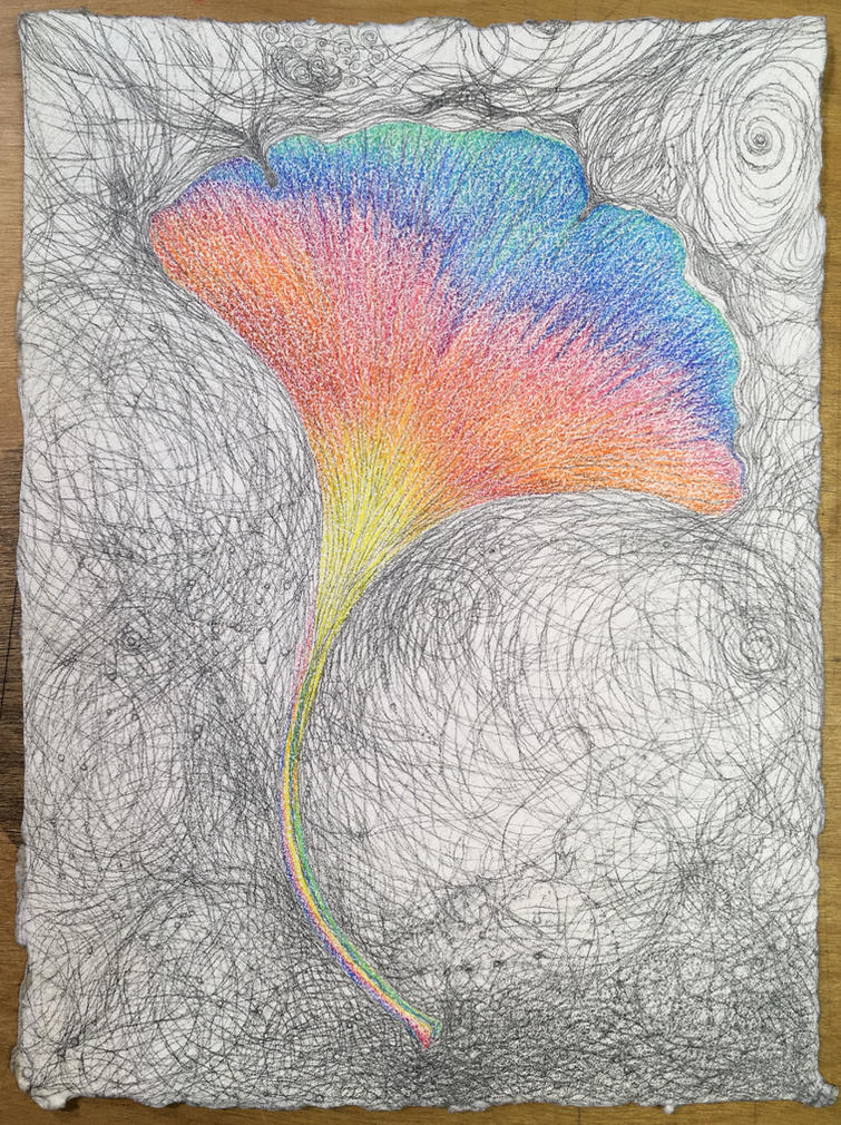 Ginkgo and the Sacred Spiral