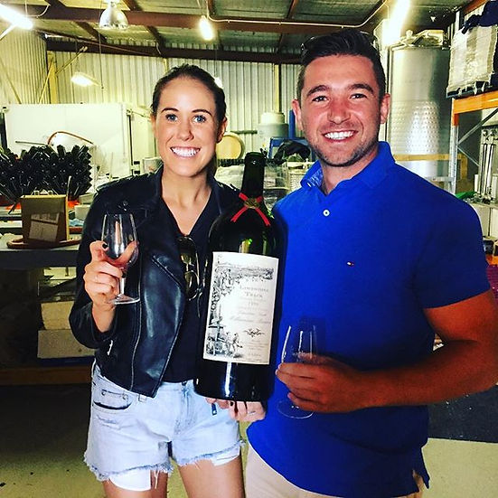 Daylesford Wine Tours Private clients with special tastings