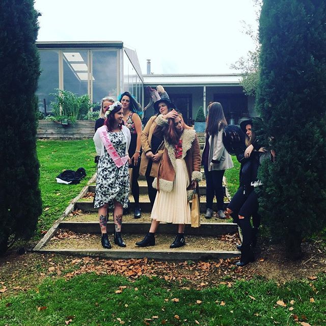 Daylesford Wine Tours Hens Party Fun