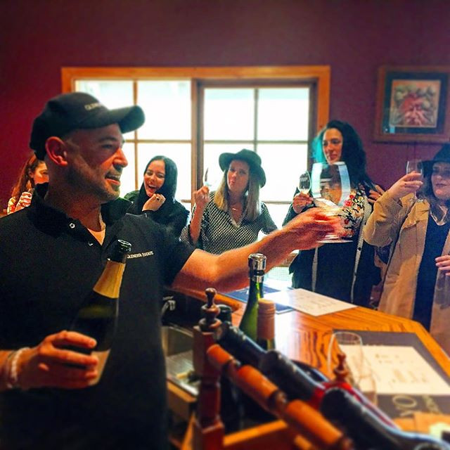 Daylesford Wine Tours loves Glenlyon Estate