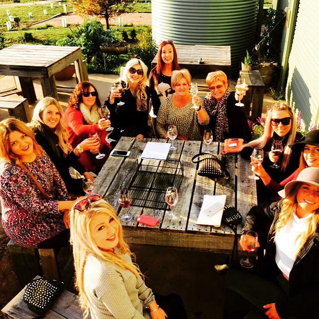 Daylesford Wine Tours fun in the sun