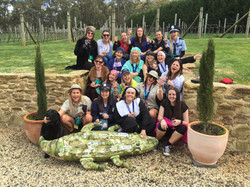 Daylesford Wine Tours Hens Party