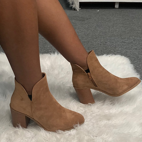 Pampa Bootie (brown)