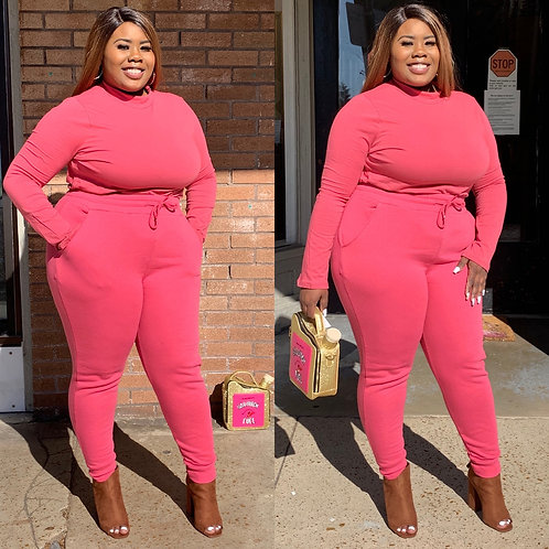 Jogger Pink