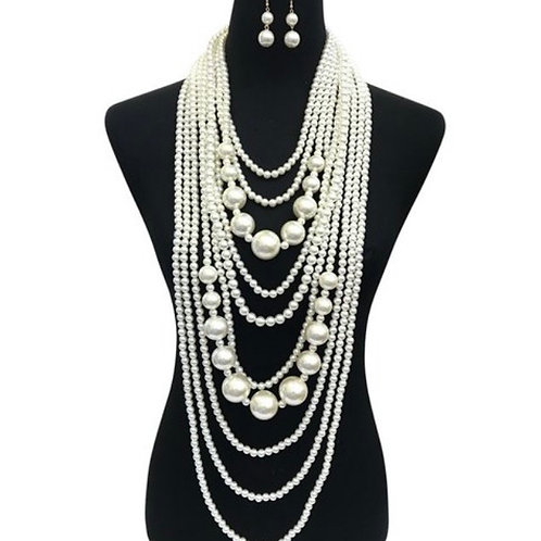 Classie Necklace-set