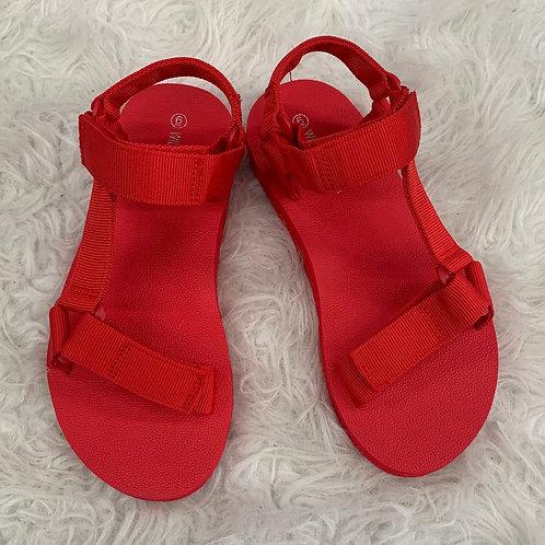 Heart sandal