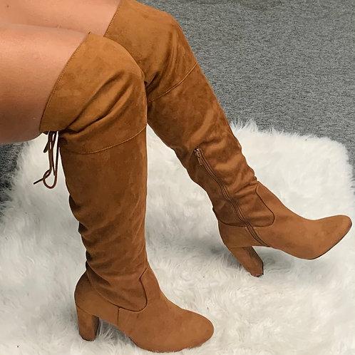 Pose Boot (brown)