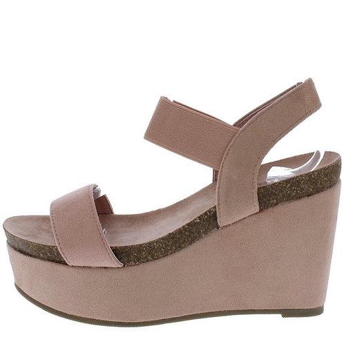 Gracie Wedge (pink)
