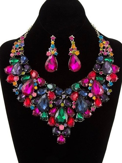 Jazzie Necklace Set
