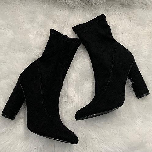 Jasmine Bootie (black)
