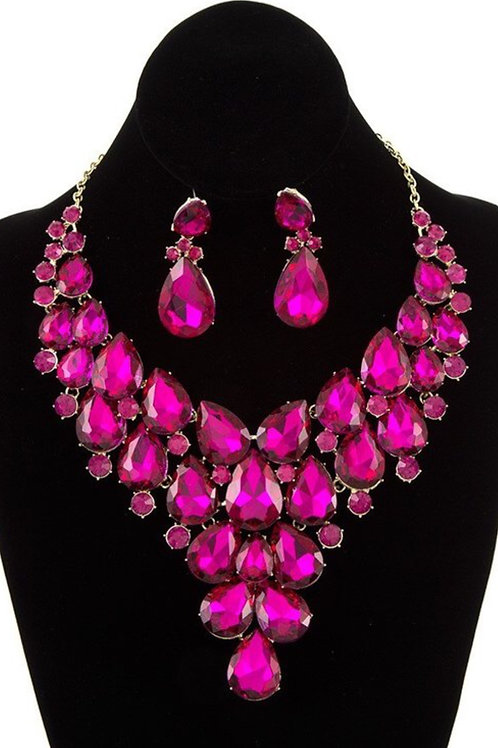 Jazzie 2 Necklace Set