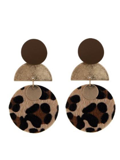 Leo's Earrings
