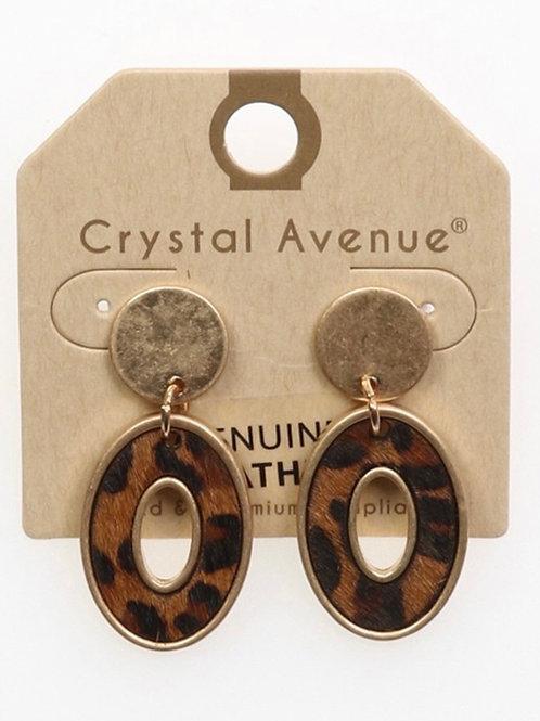 Small oval Earrings