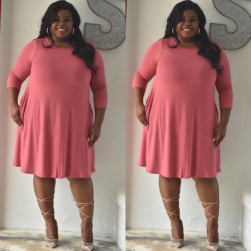 Tish basic Dress