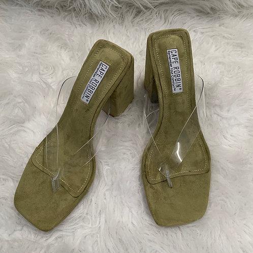 Maddie Heel (olive)