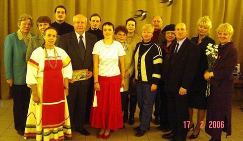 Nikolay Petrovich Bondarenko, General Consul of the Russian Federation in Narva, 2006