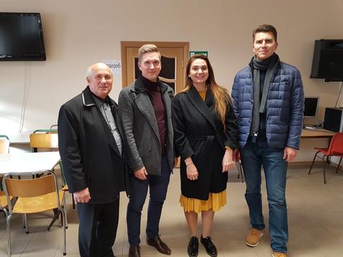 Kersti Ringmets Communication Adviser (Ministry of the Interior october 2019)