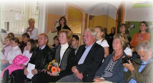 Stein Wegard Hagen, ambassador, Royal Norwegian Embassy in Estonia October 2006