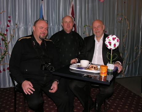 Jan Hanvold, Jon Egil Stavik - TV Visjon Norge, Norway