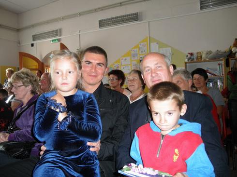 Narva Vice Mayor Alexander Ljudvig often makes us happy with his visits