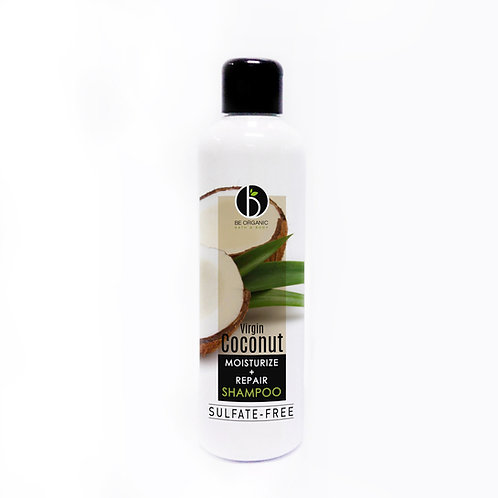 Sulfate-free VCO Shampoo